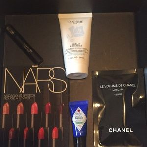 Chanel beauty bundle
